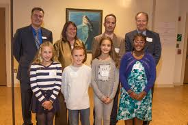 species on the edge art essay contest acirc conserve wildlife more than 200 supporters including governor tom kean and four of our species on