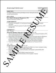 Format Of A Job Resume Format Of A Job Resume Job Resume A Simple ...