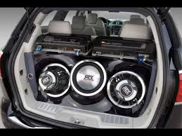 speakers car. speakers car