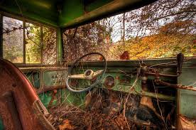 The Bus 2 | Walter Arnold Photography | Photography, Abandoned, Abandoned  cars