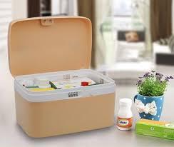 lockable medicine box. Wonderful Medicine Plastic Lockable Medicine Box Organizer With Separate Compartments Locking  Prescription Pill Case Storage In O