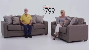 Grayson Love Seat and Sofa Set