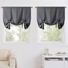 Blackout Kitchen Curtains