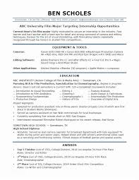 Internship Resume Templates Impressive Internship Resume Examples Internship Resume Sample Ambfaizelismail