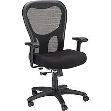 staple office chair. TempurPedic TP9000 Polyester Computer And Desk Office Chair Black Staple R