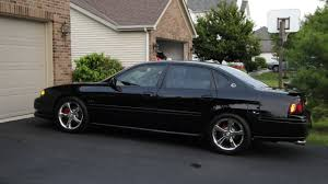 2004 Chevrolet Impala SS 1/4 mile trap speeds 0-60 - DragTimes.com