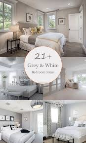 grey and white furniture. 21+ Most Fabulous Grey And White Bedroom Ideas To Get Inspired By | LindaBrownell Furniture