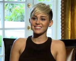 Miley Cyrus Hair Style miley cyrus short hair is here to stay i could never see myself 2228 by wearticles.com
