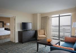 Seattle Hotel Suites 2 Bedrooms One Bedroom Junior Suite Seattle Marriott Waterfront