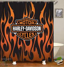 medium size of harley davidson shower curtains australia black girl home curtain wilko liner kohls