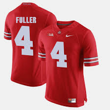 Ezekiel Ohio Football Buckeyes Jersey Scarlet State Men's Alumni Game Player Elliott