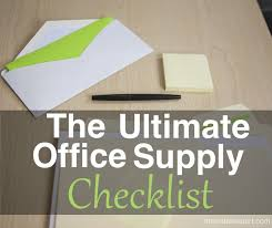 cool handy office supplies. Are You Going Shopping For Office Supplies? Need Help Keeping Track Of What To Purchase Cool Handy Supplies H