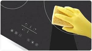 clean induction cooktops clean induction best way to clean glass induction cooktop