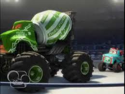 CARS Toons Monster Truck Mater PREVIEW Trailer - YouTube