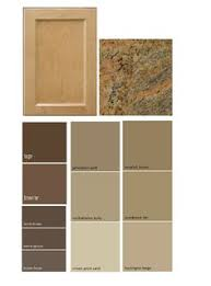 paint colours to go with maple cabinets. paint palate - dark granite, off white cabinets   home improvement pinterest and granite colours to go with maple