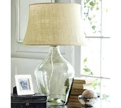 pottery barn lamps pottery barn glass table lamp pottery barn table lamps canada