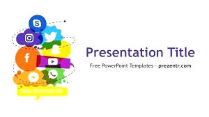 Cool Power Points Social Media Template Free Download