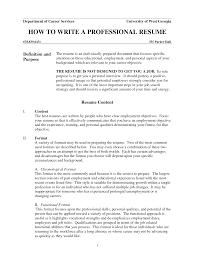 resume how to write resume how to write 23 04 2017