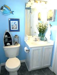 Beach Style Bathroom Unique Ocean Themed Bathrooms Thegioidat