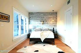 wood accent wall bedroom reclaimed beautiful bedrooms with walls gray woo