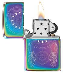 <b>Зажигалка Multi Color Dream</b> Catcher ZIPPO 49023 купить на ...