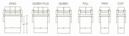 Double Bed Vs Full Bed Sizes Double Vs Full Justsingit Double Bed