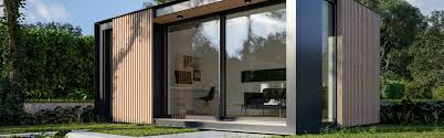 home office pod. Building Garden Room To Gain Extra Living Space - Grand Designs Magazine Home Office Pod F