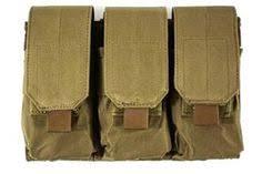 <b>Flyye Double</b> M4/M16 Magazine Pouch <b>MOLLE</b> A-TACS FG ...