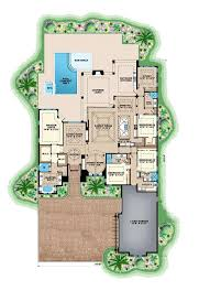 contemporary house plan 175 1129 4