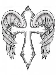 Small Picture Cross Coloring Pages At Crosses itgodme