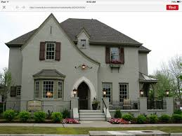 exteriorsfrench country exterior appealing. French Country Exterior With Painted Brick Exteriorsfrench Appealing S