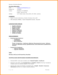 Resume Template Medical Doctor Cv Resume Physician Resumes