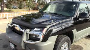 2002 Chevrolet Avalanche 1500 Z71 4WD - YouTube