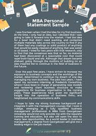Examples Mba Personal Statement On Pantone Canvas Gallery