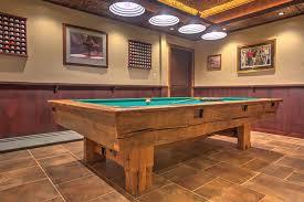 custom pool tables. Custom-Built Pool Tables Custom
