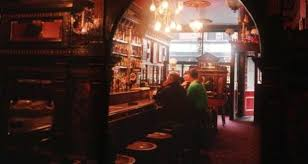 the interior of the long hall dublin photograph cyril byrne