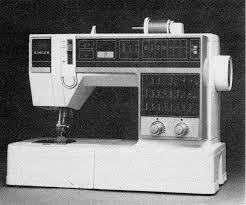 Singer Sewing Machine Model 6268