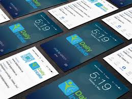 Design Iphone Style Business Card By Wingle