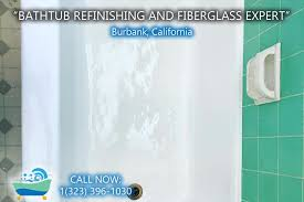 bathtub refinishing reglazing burbank