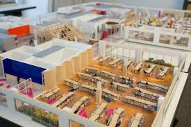 facebook office pictures. a model of the inside facebooku0027s new seattle office which is set to open facebook pictures