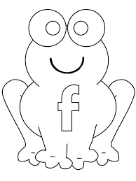 letter f color pages letter f colouring page