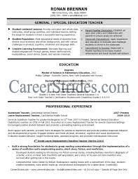 Substitute Teacher Duties Resume Best Of Examples Teacher Resumes