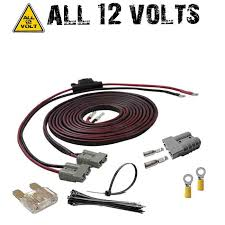 quality built zenot plug & play 12 volt dual battery wiring kit battery wiring harness for a razor crazy cart at Battery Wiring Harness