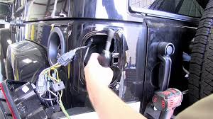 installation of a trailer wiring harness on a 2012 jeep wrangler installation of a trailer wiring harness on a 2012 jeep wrangler unlimited etrailer com
