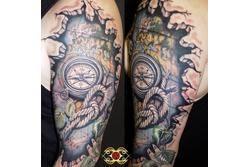 Návrhy Tetování Hodiny