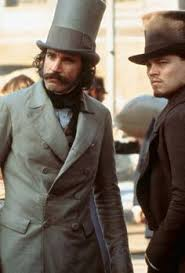 daniel day lewis in the film gangs of new york back east  gangs of new york daniel day lewis leonardo dicaprio