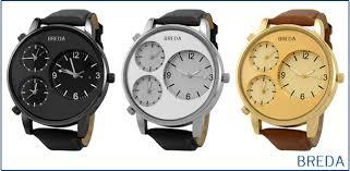 amazon com breda men s 1627 silver mitchell multi time zone watch breda breda watches