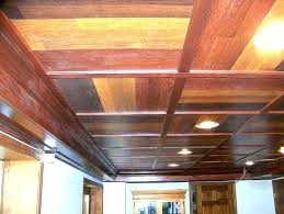 basement wood ceiling ideas. Unique Wood Easy Ceiling Ideas With Basement Cheap Design Drop To Prepare Perfect 397 On Wood