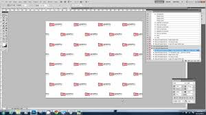 Downloading And Using The Step And Repeat Photoshop Action Youtube
