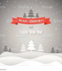Buon Natale Vintage Biglietto Dauguri - Immagini vettoriali stock e altre  immagini di 2015 - iStock